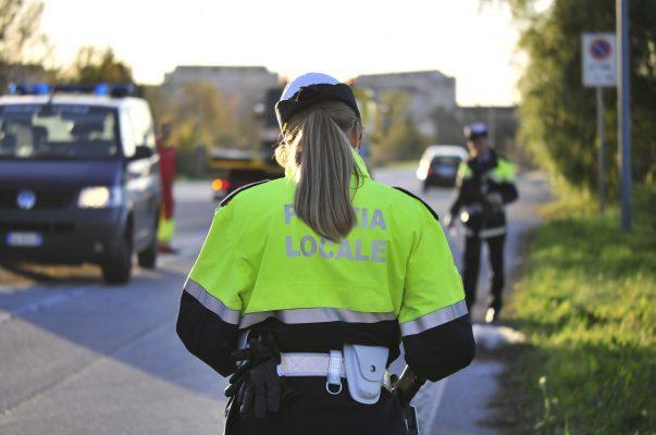 polizia posti di blocco sanzioni