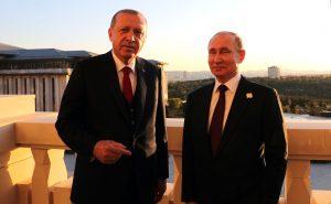 erdogan putin Libia russia