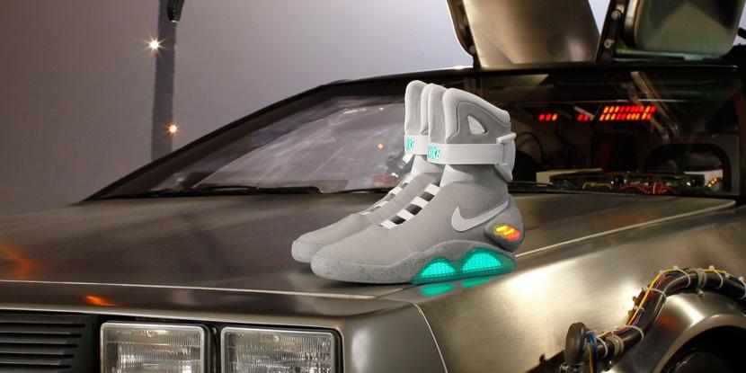 Ritorno al futuro scarpe