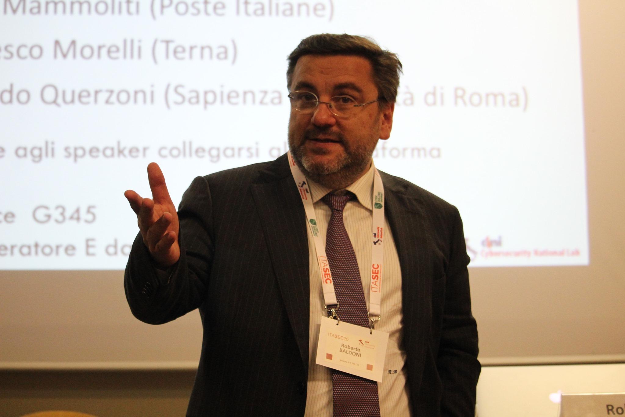 Roberto Baldoni