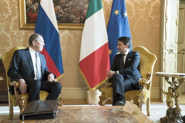 Russia Italia