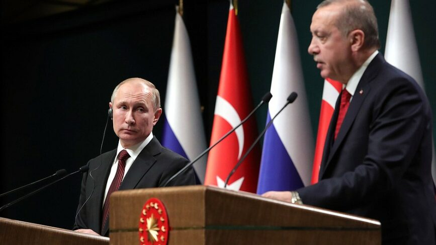Russia Turchia