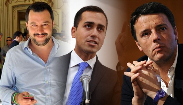Fake News Salvini Renzi