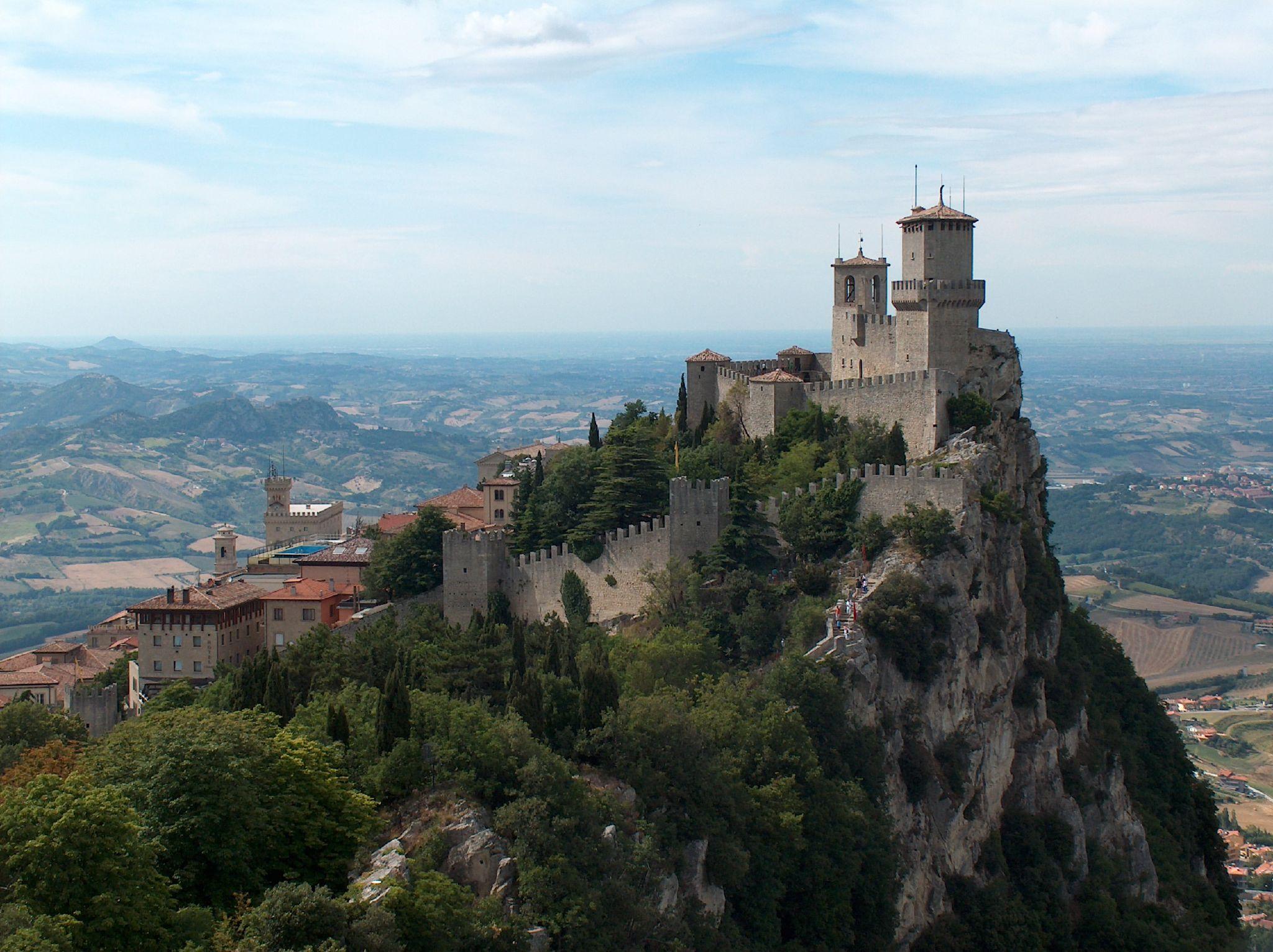 Voluntary Disclosure San Marino