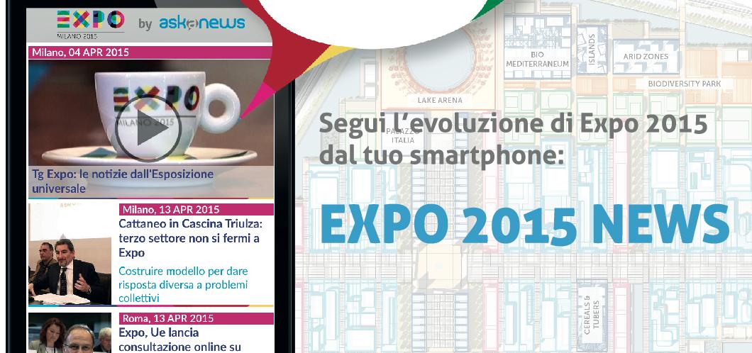 expo 2015 news