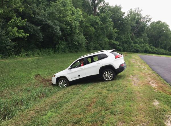 Jeep Cherokee dopo un attacco hacker