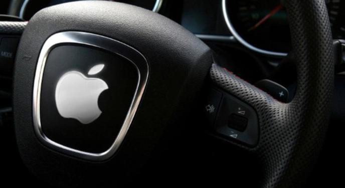 auto senza conducente apple