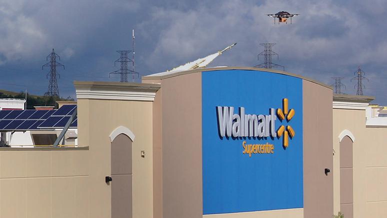 Droni commerciali