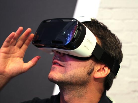 realtà virtuale gear vr