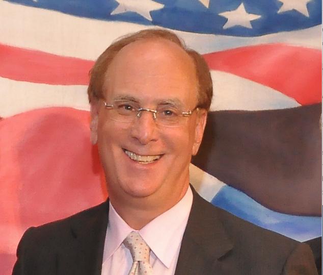 Larry Fink Blackrock