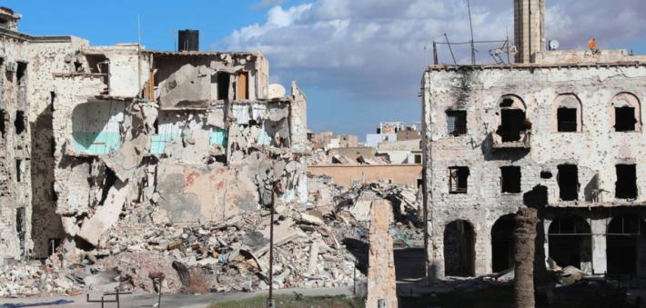 Libia cessate fuoco