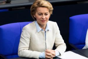 Ursula Von der Leyen Germania