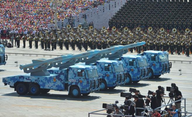 Cina armi