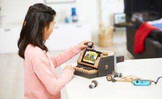 Nintendo Labo: Costruisci Con Il Cartone, Giochi Con Il Digitale