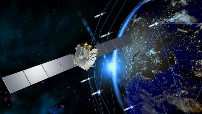 thales alenia space Galileo