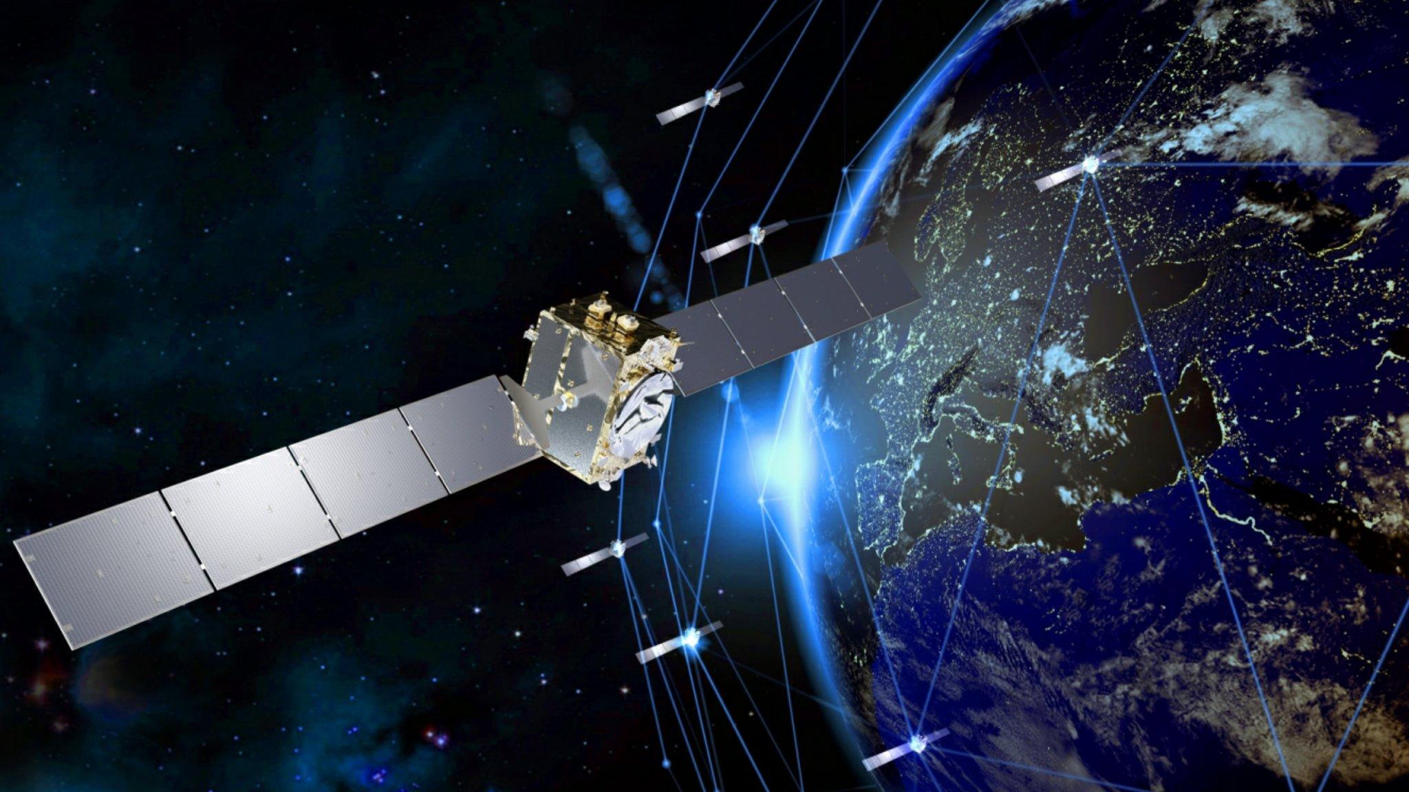Thales Alenia Space Galileo