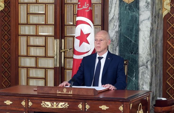 Tunisia Saied