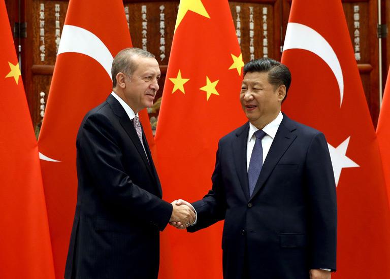 Cina Turchia