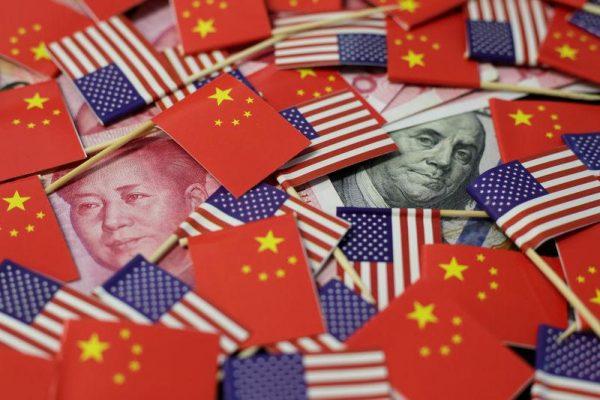 Usa Cina mercati