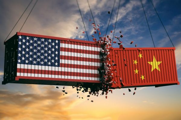 Usa Cina mercati dazi