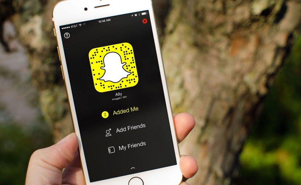 Snapchat supera Facebook
