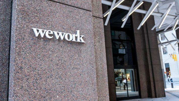WeWork SoftBank