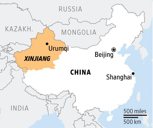 Cina, la guerra delle lettere sullo Xinjiang lambisce anche l'Italia - Startmag