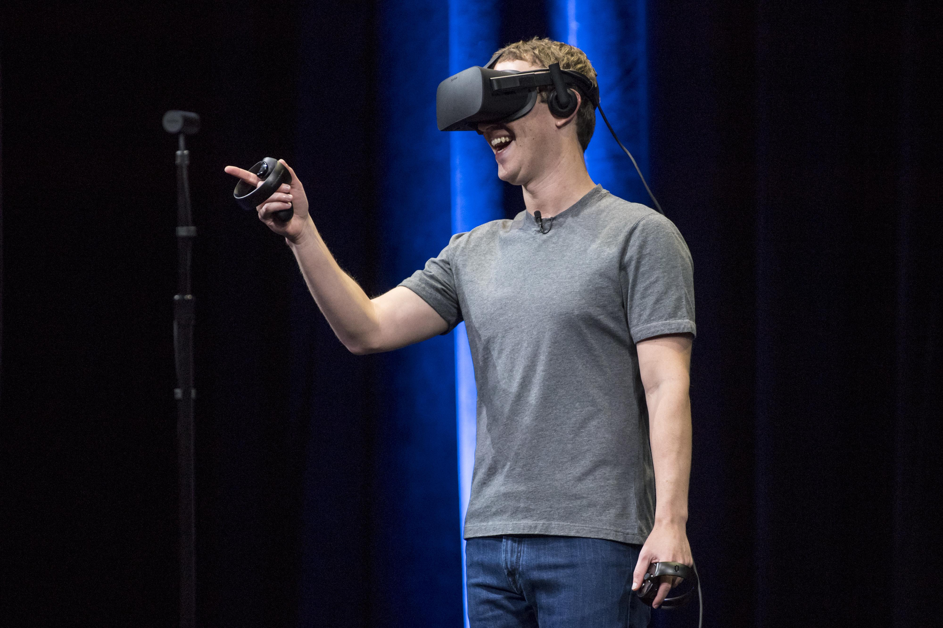 Facebook Intelligenza Artificiale