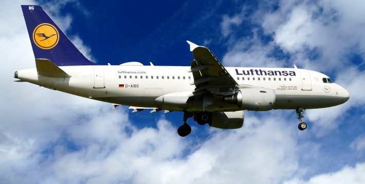 Lufthansa Air France Klm