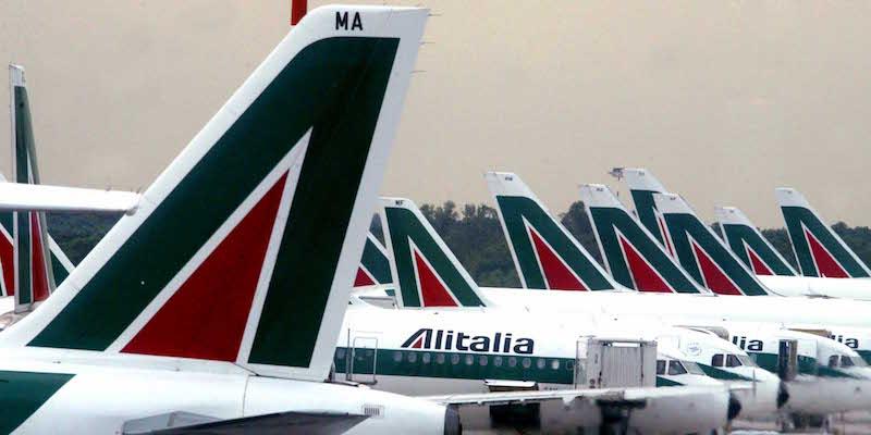Alitalia: entrano in gioco le Ferrovie dello Stato
