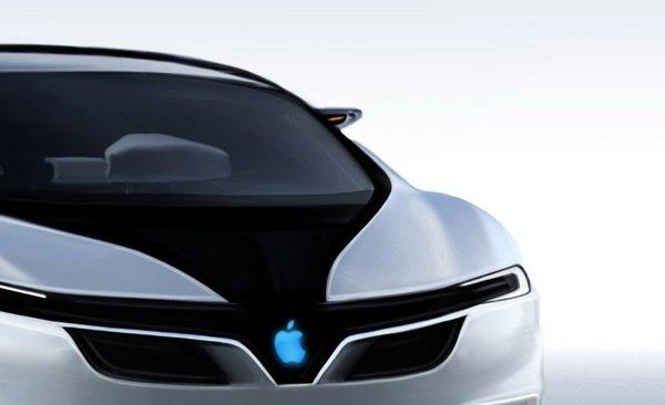 auto elettrica Apple
