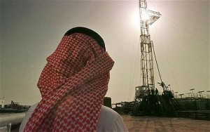 arabia saudita oil
