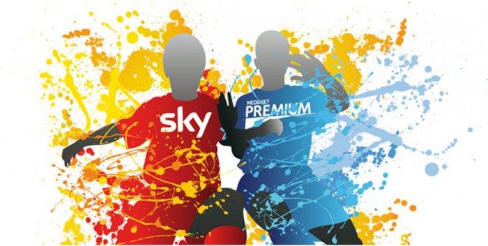 Diritti tv: domani il bando di Mediapro per Sky e Mediaset