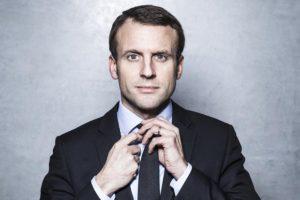 emmanuel Macron Fintech