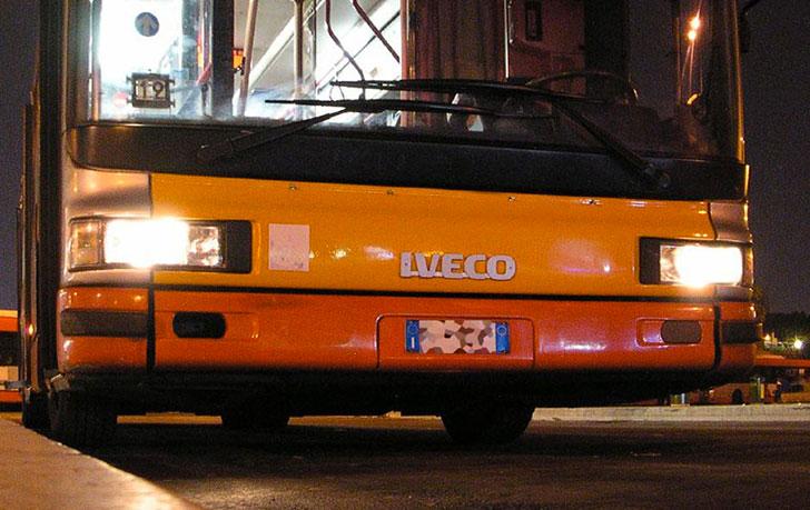autobus mobilità