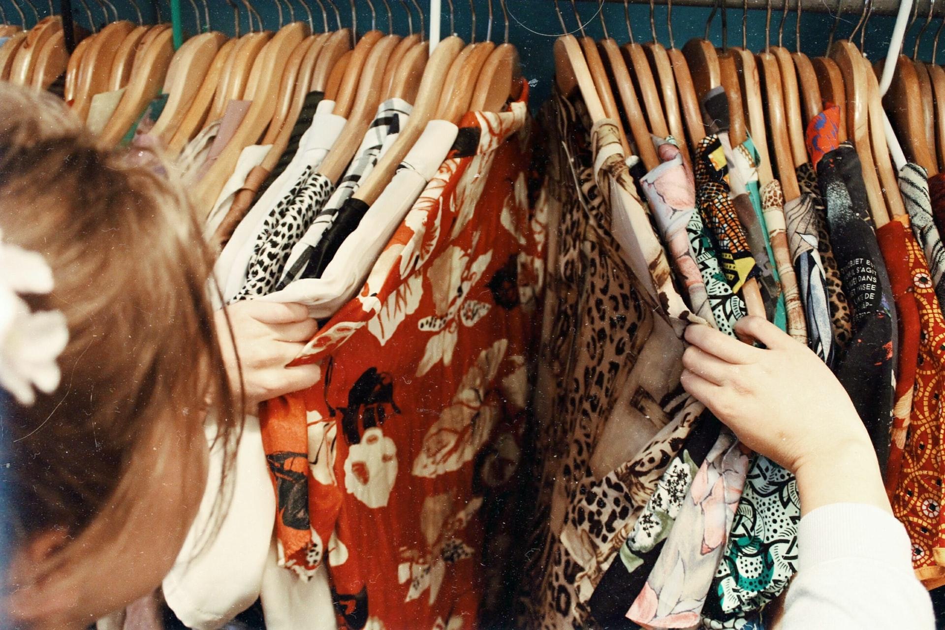 Abbigliamento Seconda Mano