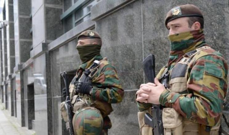 Attentati in Belgio