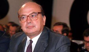 bettino Craxi Hammamet