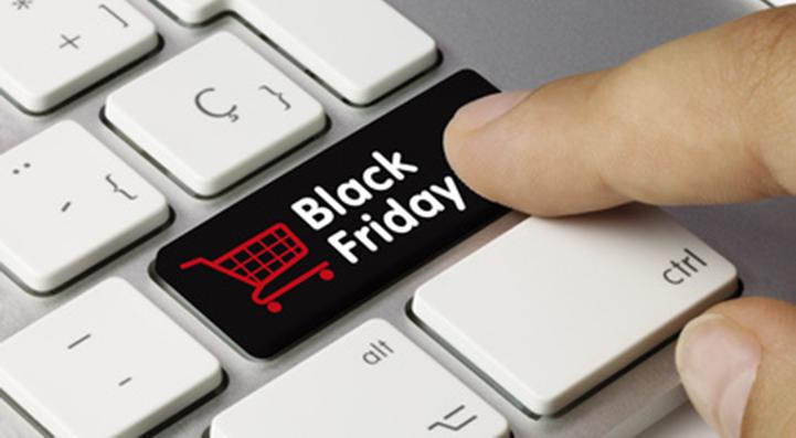 il black friday spinge lo shopping online startmag. Black Bedroom Furniture Sets. Home Design Ideas