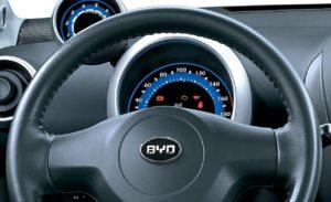 Cina auto elettrica bYd Nio