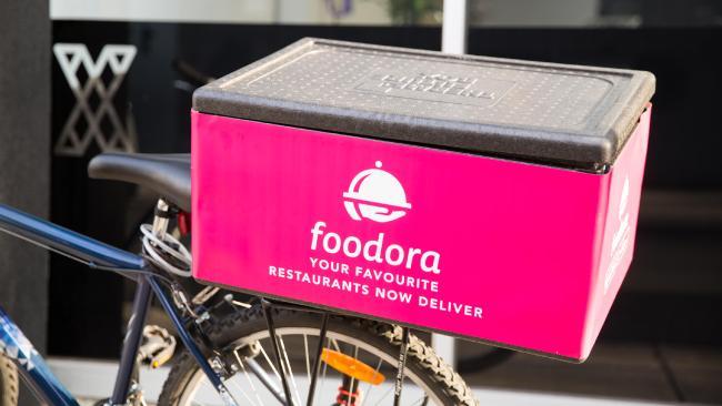 foodora rider