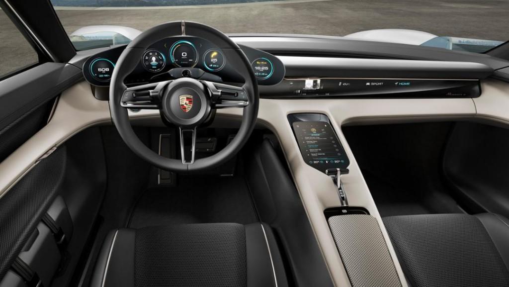 Porsche Interni