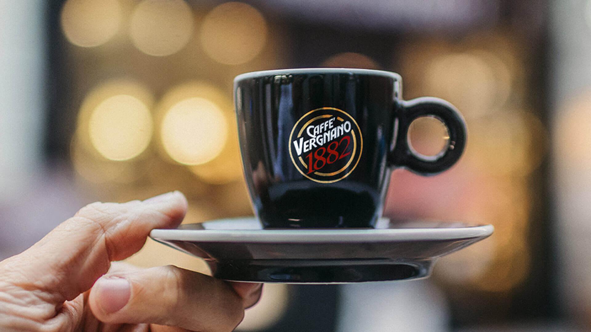 Caffè Vergnano Coca Cola