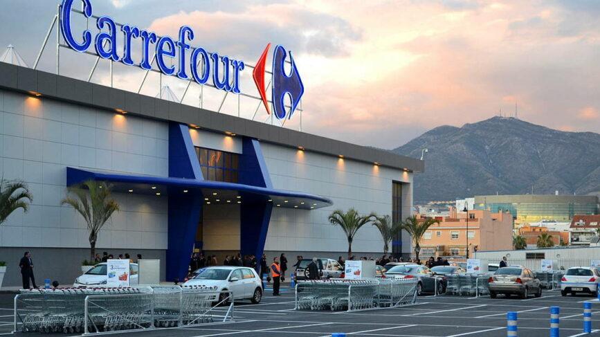 Carrefour Auchan