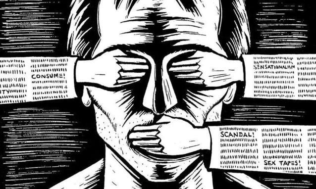 censura informazione