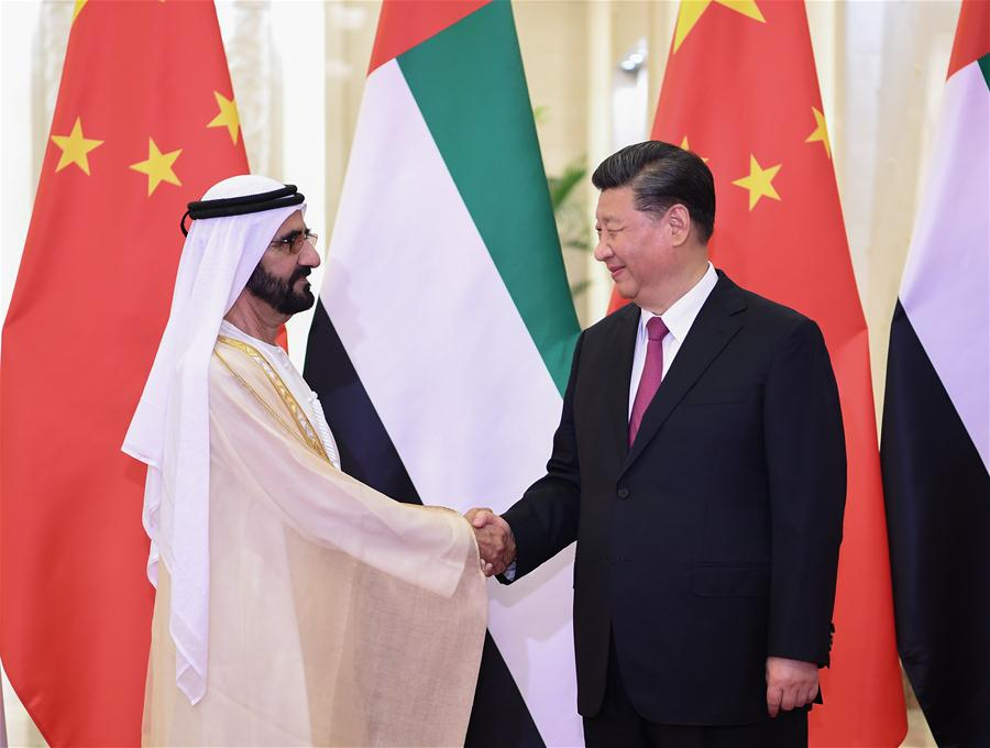 Cina Emirati