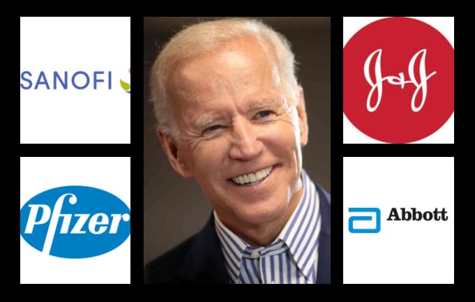 Colossi Farmaceutici Biden
