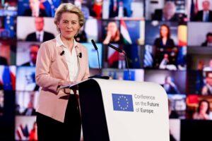 conferenza futuro europa