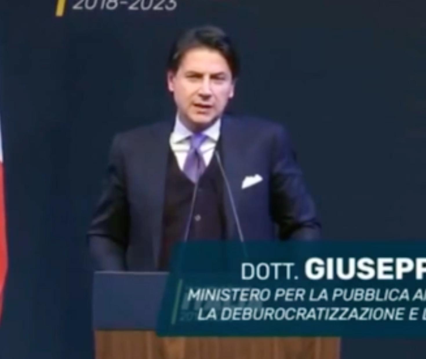 Giuseppe Conte Che Cosa Pensa Il Futuro Premier Di Stamina