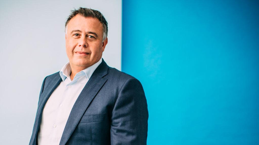 Dion Weisler, chief executive di HP Inc